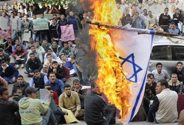 Mideast Egypt Palestinians Israel