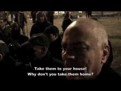 Los residentes del sur de Tel Aviv gritan los zurdos que vienen de otros barrios de tomar los infiltrados a sus casas si quieren tan mal