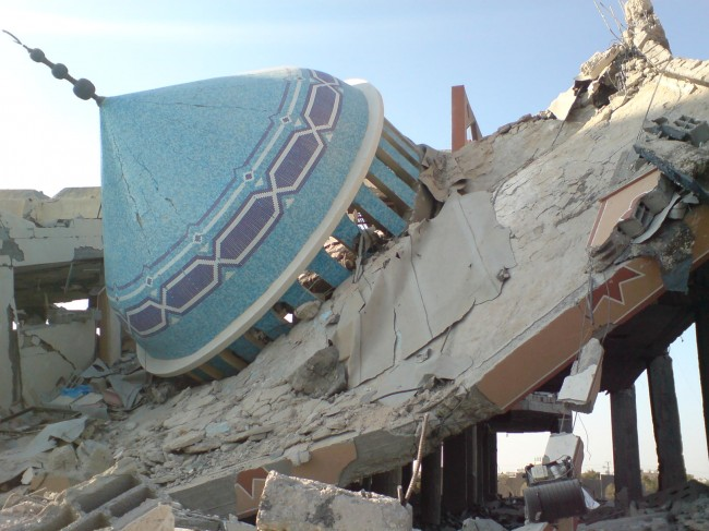 After Angola banned Islam, one of the country's few mosques had its minaret was taken down in October. The city of Zango had its only mosque completely destroyed after the ban as well.