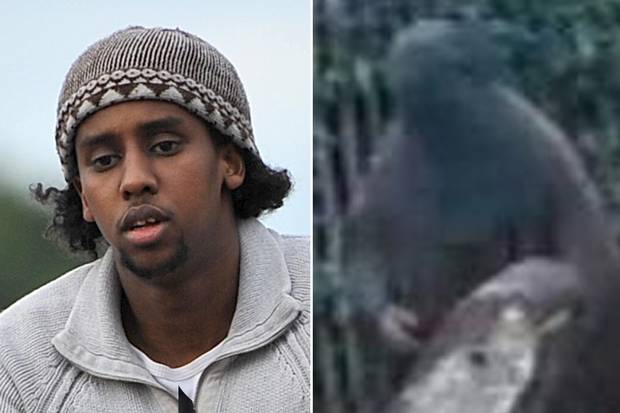 Mohammed Ahmed Mohamed, Somali Muslim terrorist on the run