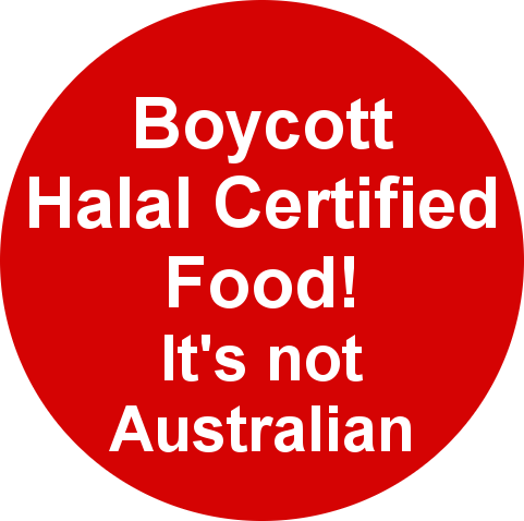 BoycottHalal
