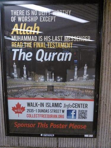 WIIC poster Allah - Muhammad
