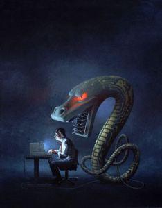 Computer Virus Looming