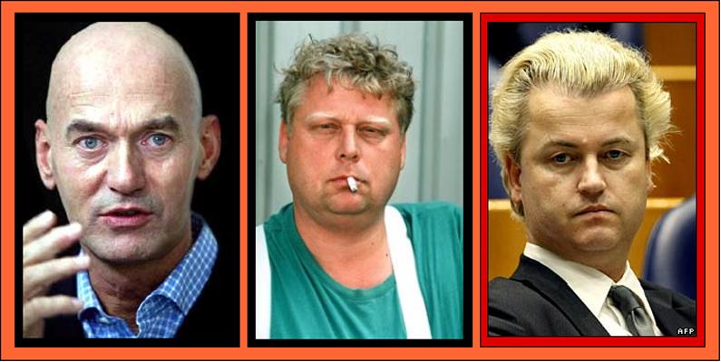 Dutch politiican Pim Fortuyn and Dutch filmmaker Theo Van Gogh murdererd for their anti-Islamization views. Will Dutch politician Geert Wilders be next?