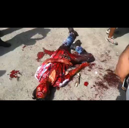 Buddhist killed by Muslims