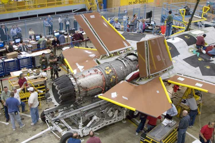 "The F-35 Lightning II, also known as the Joint Strike Fighter, is ""the worlds only international 5th generation multirole fighter,"" according to Lockheed Martin. Thousands of documents that included technical specifications on the F-35 were found in Khazaee's boxes marked ""house hold goods."""