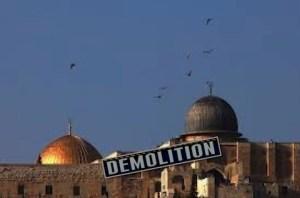Demolish-al-Aqsa