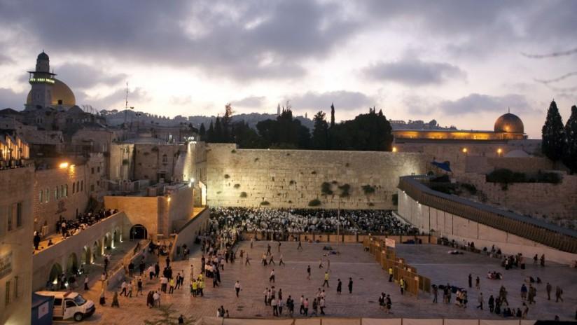 Jerusalem's Wailing (Western) Wall