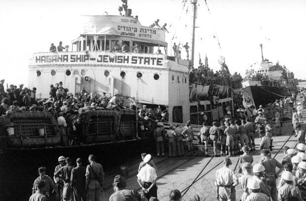 Jewish Exodus from Europe 1942