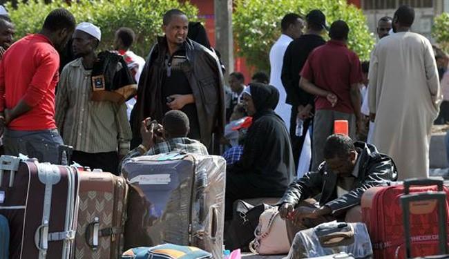 HRW urges Riyadh to halt mass deportation