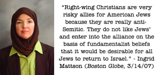 mattson - right wing Christians