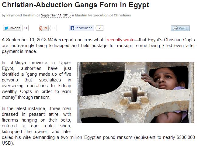 cristianos-estar secuestrado por musulmanes-en-egipto-09.12.2013-