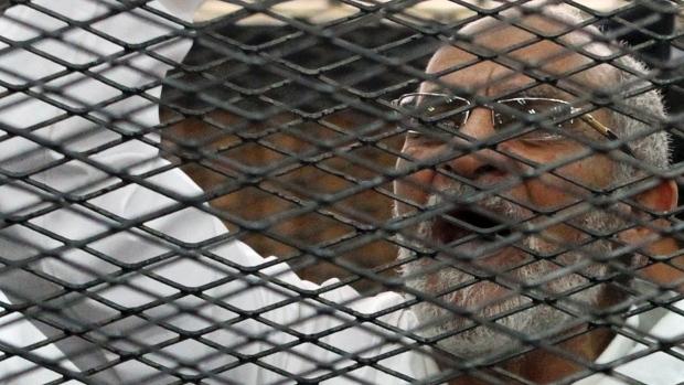 Mohammed Badie, spiritual leader of Muslim Brotherhood