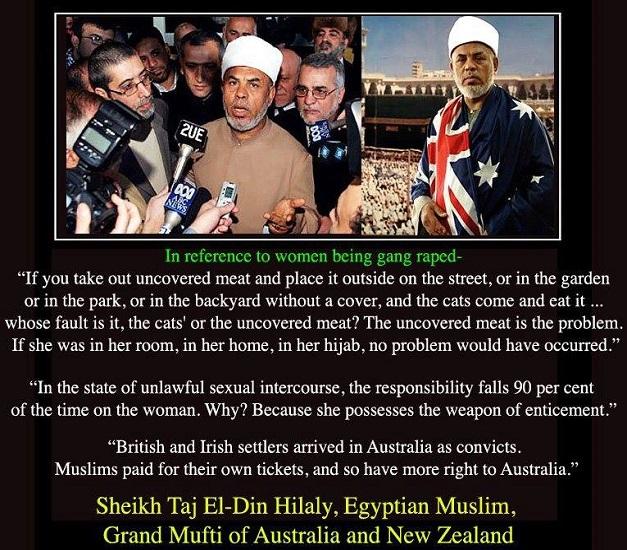 muslim-gang-rape-1-sheikh-taj-el-din-hilaly