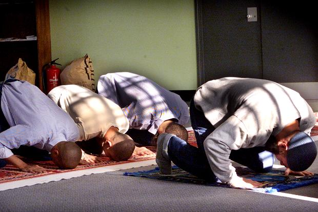 Muslim prayer in the workplace