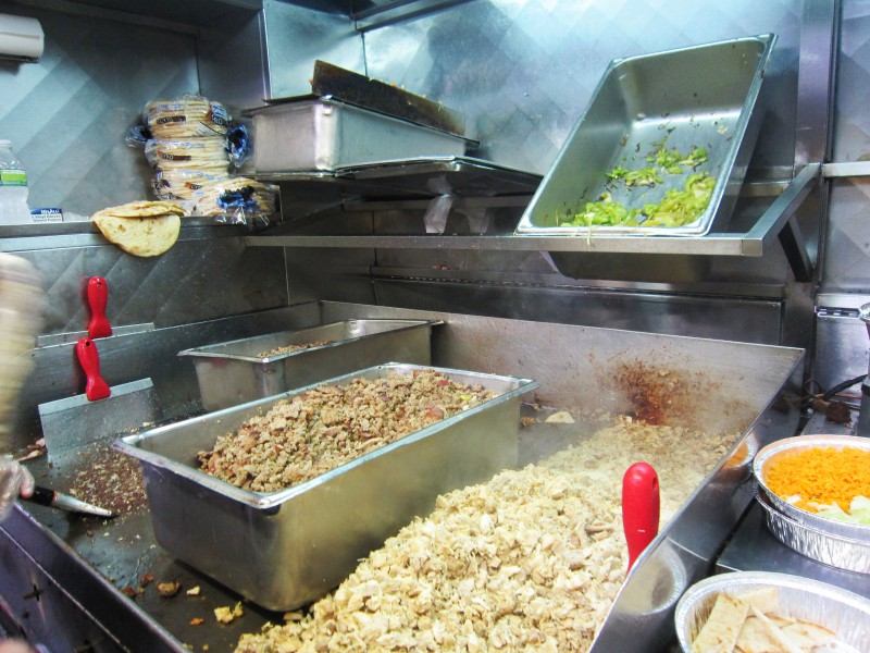NYC Halal Food carts get more Health Dept violations than any other vendors