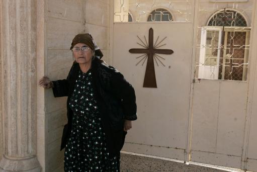 Iraq Christian Flight