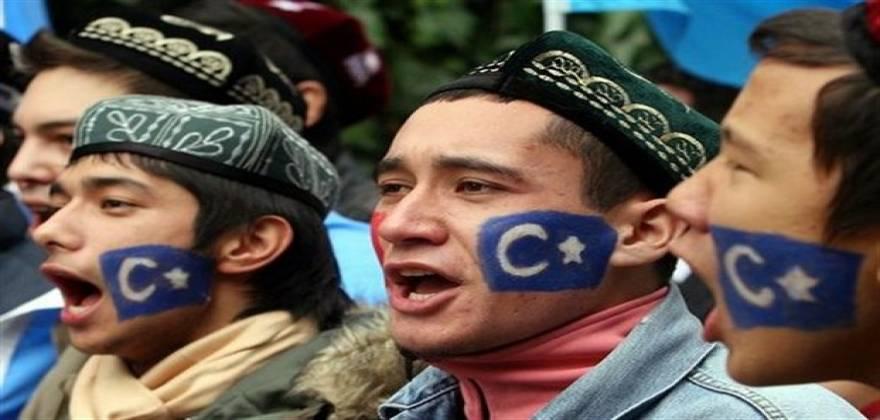 Uighur Muslim separatists