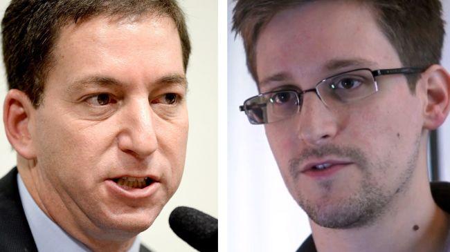 Glenn Greenwald & Edward Snowden
