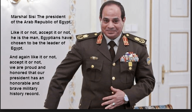 Marshal-Sisi-the-President-of-Egypt