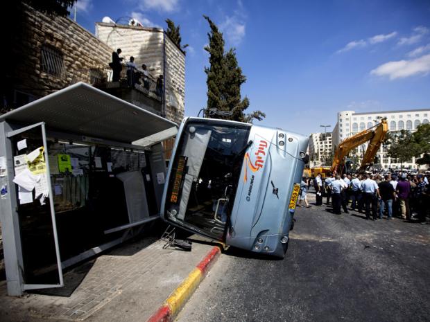 Medio Oriente Israel palestinos