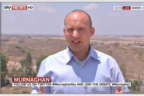 "Bennett to Sky News: ""Are you kidding me?"""