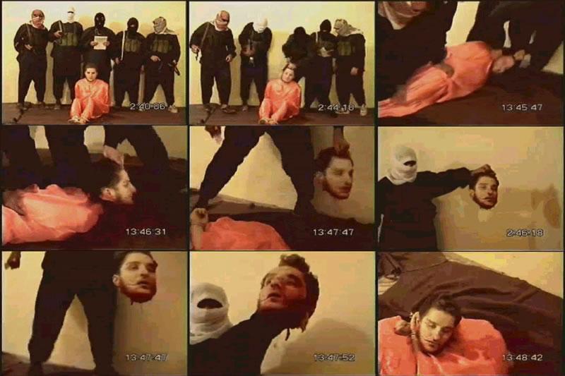 American Nick Berg beheaded by al-Qaeda