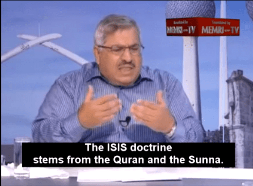 ISISdoctrineQuran