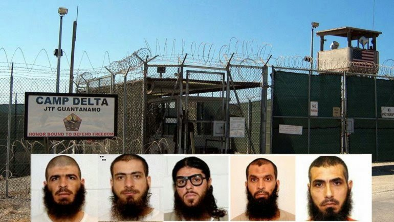 The six ugly Muslim terrorists