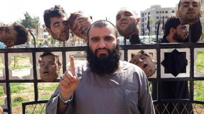 Islamic State beheading victims
