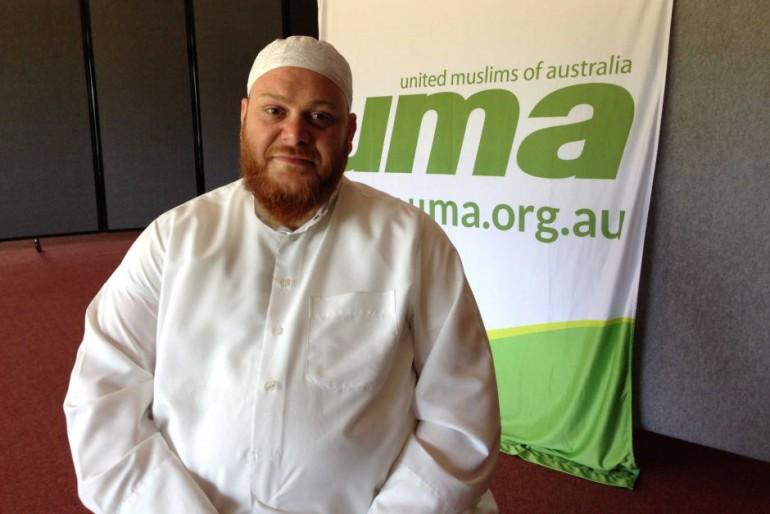 Sheikh Shady Alsuleiman from UMA