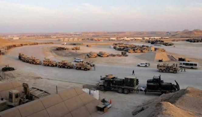 Ein al-Asad base