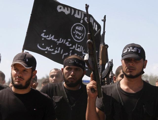 European ISIS jihadists