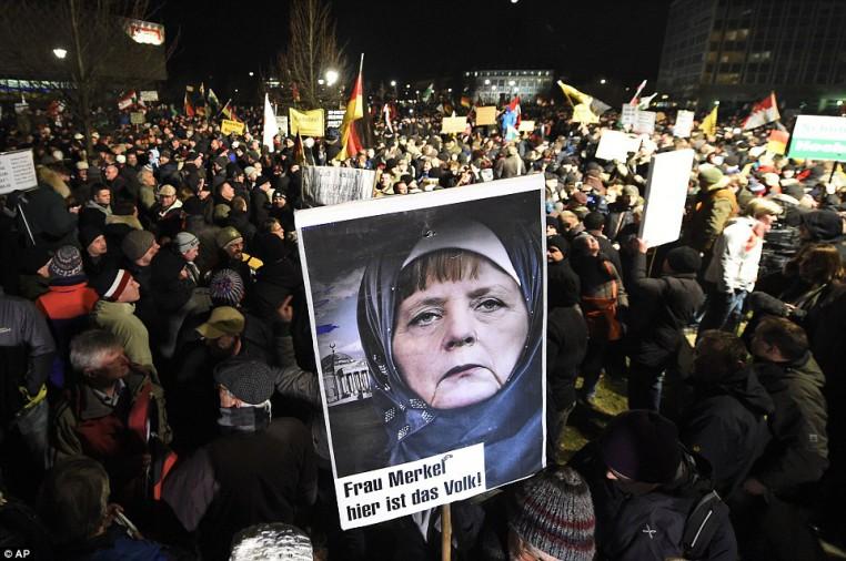 Der Islam Gehört Zu Deutschland Merkel