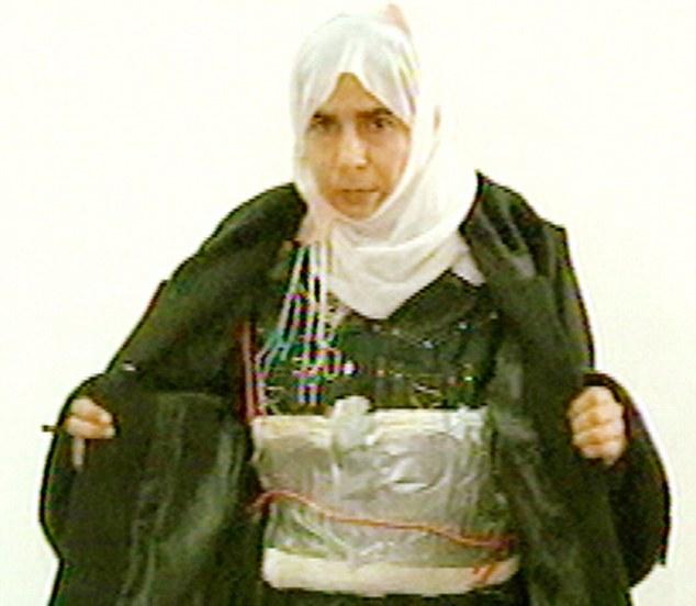 ISIS está exigiendo la liberación de Sajida Mubarak Atrous al-Rishawi, un atacante suicida intentó quien está detenido actualmente por el régimen theJordanian