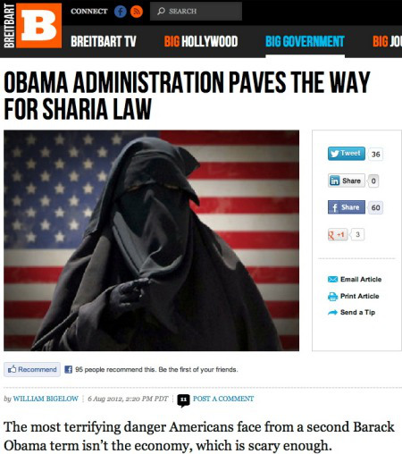 YOU WERE WARNED! Islamic Sharia Law Will Now Be Practiced