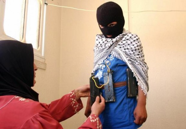Does your child like to dress up as a Muslim terrorist?