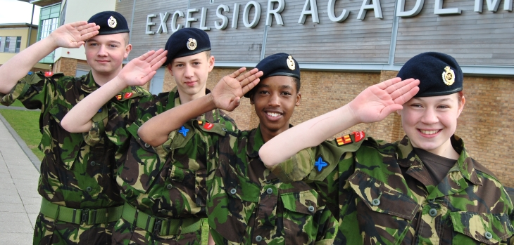 Excelsior Army Cadets