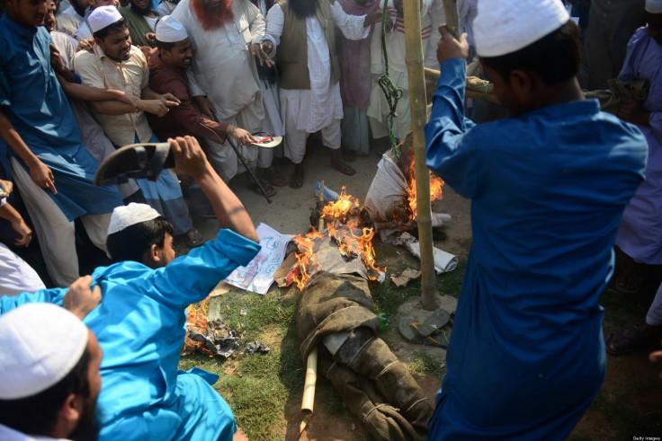 BANGLADESH-POLITICS-RELIGION-STRIKE