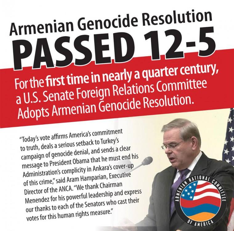 Barack Hussein Obama se niega a reconocer el genocidio armenio, porque él es el mejor amigo de Erdogan de Turquía