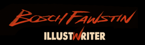 Bosch Fawstin illustWriter blog banner small alt