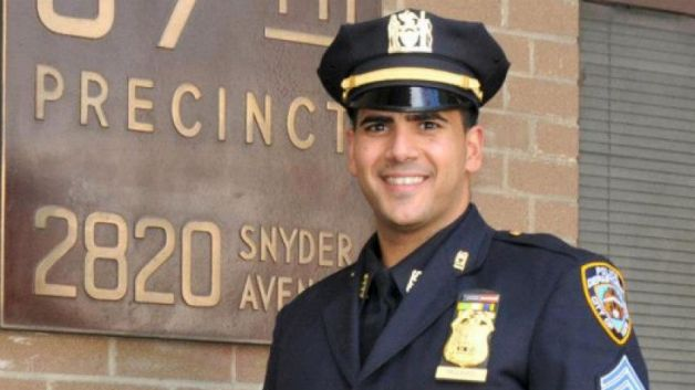 MUSLIM NYPD Officer, Sgt. Mourad Mourad, who fatally shot teen almost received 'Cop of Year' Award from the NYPD Muslim Officers Society in May 2015