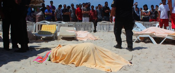 Attack on hotel in eastern city of Sousse
