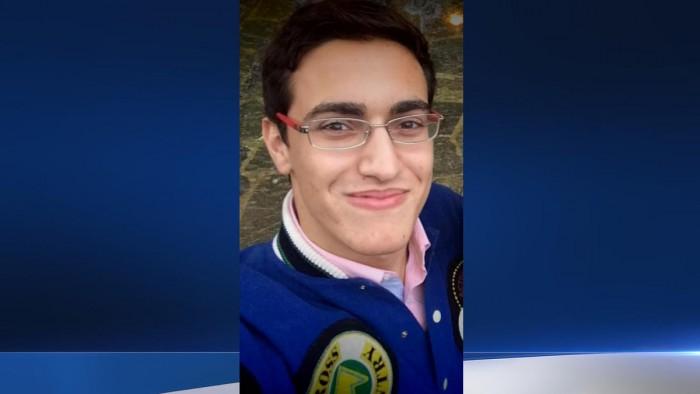 Feras Morad, dead Muslim