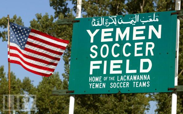 Lackawanna's all muslim soccer team
