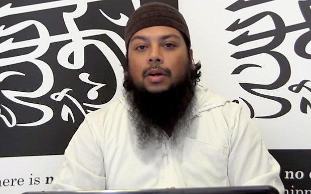 Abu Rahin Aziz who became known as  Abū Abdullah al-Britānī after joining ISIS