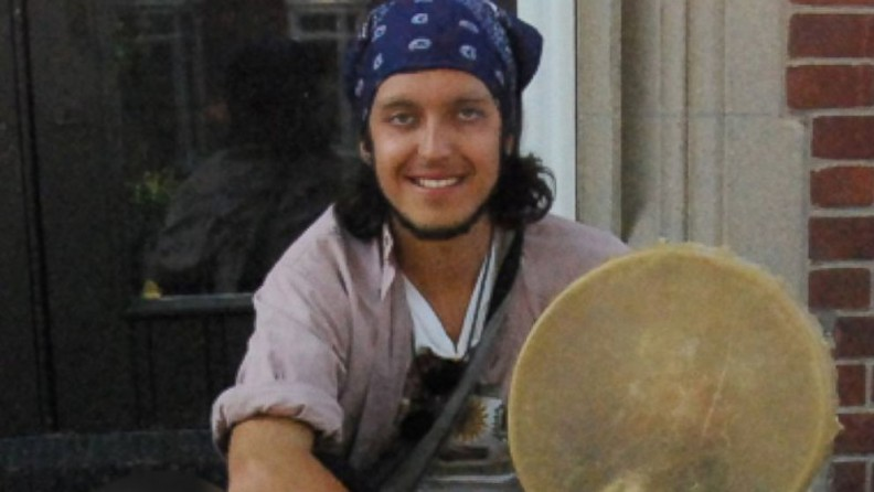 Alexander Ciccolo, who was known as Ali Al Amriki