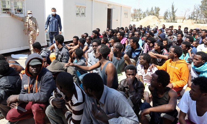 CZECH REPUBLIC says no to African Muslim refugees