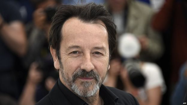 French actor Jean-Hugues Anglade