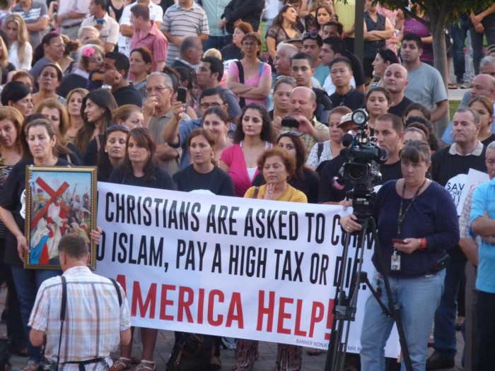 SORRY, America under the Obama Regime only accepts Muslim refugees